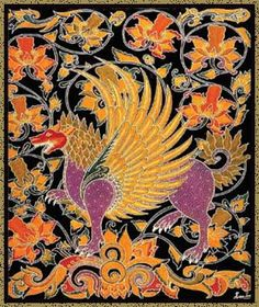 alinese Batik. As Balinese Hindu culture does not restrict the depiction of images, the Balinese have traditionally focused more on sculpture and painting than on textiles.