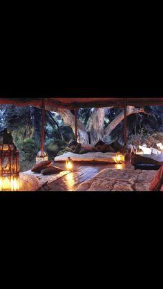 Dream sleeping porch
