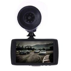 Zinc Alloy 3.5 Inch HD 1080P Car DVR Camera 170 Degree G-sensor Night Vision Vehicle Driving Video Recorder Camcorder ME3L