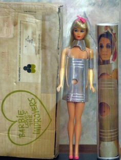 Inland Steel Barbie Loves The Improvers - Rare 1967 mail order Barbie