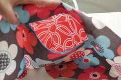 Easy Zippered Pocket Tutorial | Vanilla Joy