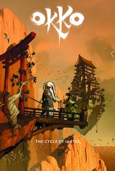 Okko Vol. The Cycle of Water Bd Comics, Anime Comics, Red Mask, Comic Manga, Novels To Read, Demon Hunter, Comic Artist, Comic Covers, Art Google