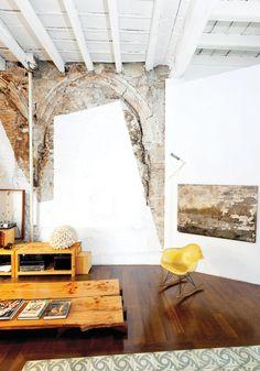 casa Enric Miralles,  Barrio Gótico, Barcelona