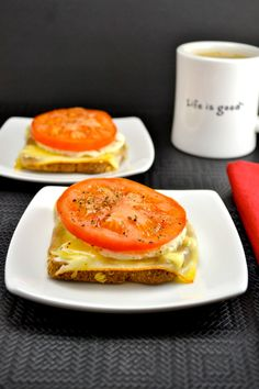 Honeymoon Breakfast Sandwiches - these are so good, easy to make, and healthy!