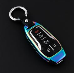 For Ford Focus Mondeo kuga ecosport s-max edge ecosport The New Key Case Cover Car key chain noble ring Key Shell Case Remote Ford Focus, Ford Edge, Key Covers, Key Case, Leather Key, Interior Accessories, Shells, Personalized Items, Remote