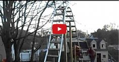 Dad Builds Backyard Roller Coaster! Wow!