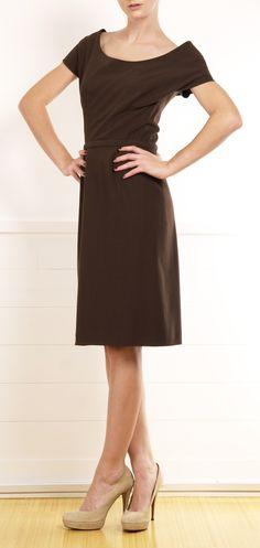 BALENCIAGA DRESS @Michelle Flynn Coleman-HERS
