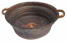 Egypt gift shops Classic Heat Burnt Dark Bronze Matte Finish Vessel Natural Copper Bathroom Handles Sink Toilet Upgrading >>> Check out this great product. (This is an affiliate link) Copper Bathroom, Natural Bathroom, Home Budget, Gift Shops, Log Homes, Decorative Accessories, Egypt, Decorative Bowls, Sink