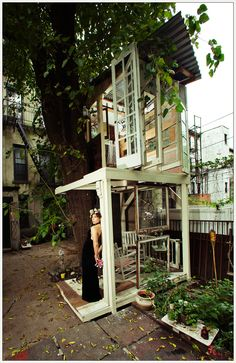Treehouse in Brooklyn