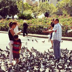 Barcelona 2015 Don't cry baby  #spain #plazacatalunya #catalunya #catalunia #bcn #lovespain #travel #trip #trippics #photo #painting #travelgram #barcelona #스페인 #바르셀로나 #바르셀로나여행 #까딸루냐 #유럽여행 #유럽스타그램 #낭만 #추억 #여행스타그램 #여행 #여행에미치다 #나홀로 #iphone by dal_llee