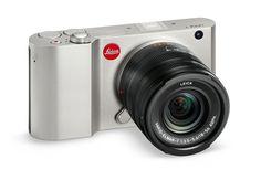 T(ea) Time in Wetzlar: Leica präsentiert ihre erste spiegellose Kamera mit APS-C-Sensor http://camera-magazin.de/news/vorhang-auf-fuer-die-leica-t/