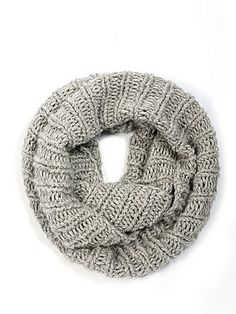 So easy...Ravelry: Beginner Snood pattern by The Toft Alpaca Shop