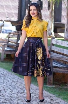 Swans Style is the top online fashion store for women. Shop sexy club dresses, jeans, shoes, bodysuits, skirts and more. Modest Outfits, Skirt Outfits, Classy Outfits, Trendy Outfits, Dress Skirt, Cute Outfits, Cute Fashion, Modest Fashion, Fashion Dresses