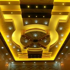 Latest modern pop ceiling design for hall false ceiling designs for living room interior 2019 Drawing Room Ceiling Design, Plaster Ceiling Design, Gypsum Ceiling Design, House Ceiling Design, Ceiling Design Living Room, Bedroom False Ceiling Design, False Ceiling Living Room, Tv Wall Design, Ceiling Decor