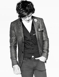love the suit..so handsome
