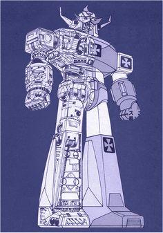 未來機器人達特紐斯|未来ロボ ダルタニアス|Mirai Robo Daltanious|巨獸王|金毛獅王|太空保衛團|未來合體Cross In|未來合体クロス・イン