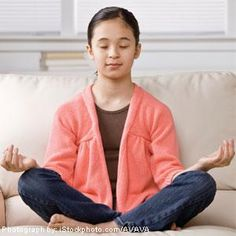 Teaching your tween mindfulness- not only for tweens...has a few nice ideas for becoming a mindful family and for younger children