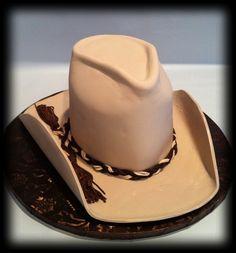 177d0209350fb Western Hat Cake Western Cowboy Hats