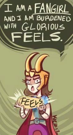 Fan art of Loki or avengers...more Loki