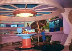 "EPCOT Horizons 1993, My Favorite Ride at the time, so much so that I showed up in the cue at time to time to clean up a ""Spill"" and hopped on the ride in full costume! shhhhhhhh"
