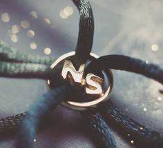 Suprise your loved one with a customized initial bracelet underneath your christmas tree