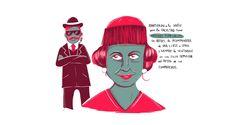 María Goyri, la primera mujer que estudió Filosofía y Letras - Yorokobu  #biblioteques_UVEG