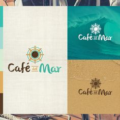 We have designed the logo for Café Del Mar, a fresh new breakfast concept that will be developed in Salisbury, Massachusetts, near Newburyport. With a promising menu, the place plans to sell breakfast and lunch until 3 p.m. So you can still order your leisurely favorite French toast in the afternoon – how cool is that?!  We are very happy for this collaboration and we keep working on a few more branding elements. Stay tuned for more!