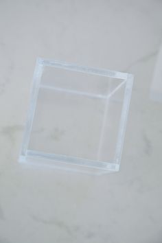 DIY Acrylic Box / Pencil Cup / Rectangular Container - how to cut up sheet acrylic and what glue to use to bond it!