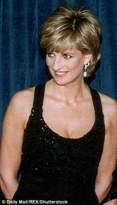 Diana in 1995...