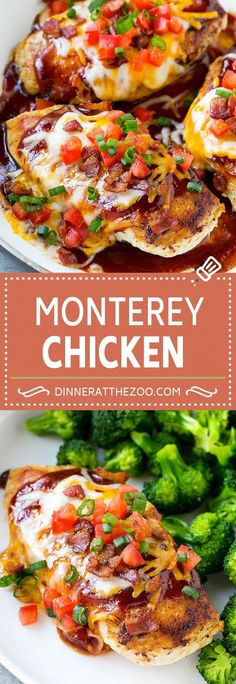 Monterey Chicken Recipe | Chili's Copycat Monterey Chicken | Barbecue Chicken Recipe | Easy Chicken Recipe