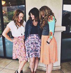 Madison skirts