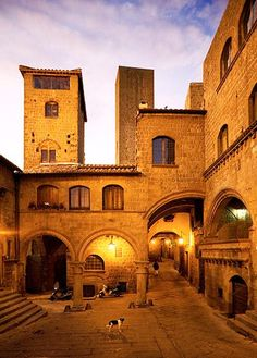 Top Destinations for Antiques: Viterbo, Italy