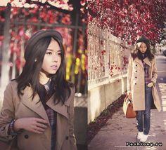 Street style | Trench coat