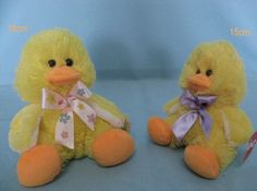 Yellow Duck Toys Easter Duck toys