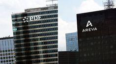 Accord entre EDF et Areva