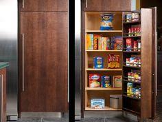 kitchen pantry cabinet ideas - Kitchen Pantry Cabinet Ideas