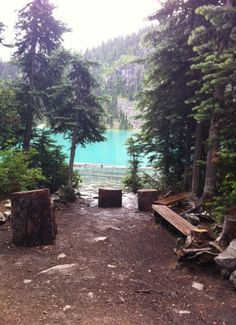 Hiking Joffre Lake Provincial Park in Pemberton, BC. Great place for a moderate hike. #campthatsite