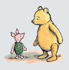 pooh and piglet - Google Search