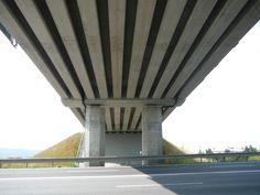 Dálniční most s použitím CETRIS BASIC