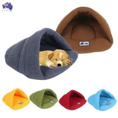 6 Colors Soft Polar Fleece Dog Beds Winter Warm Pet Heated Mat Small Dog Puppy Kennel House for Cats Sleeping Bag Nest Cave Bed pet product dog cat bed puppy doglove catlover petlover Large Dogs, Small Dogs, Small Cat, Food Dog, Puppy Kennel, Cat Cave, Dog Blanket, Cat Online, Big Dogs