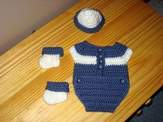 The+Daily+Crocheter+Free+Pattern | Free Baby Crochet Patterns from our Free Crochet Patterns