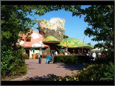 Gnome village (Kabouter Plop)