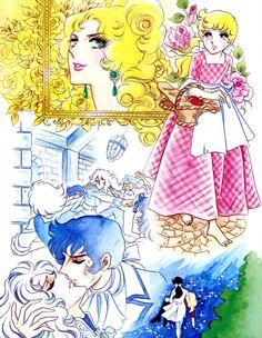 Versailles no bara - Riyoko Ikeda