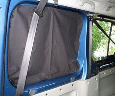 Verdunkelungsvorhang einfach im Auto & Camper anbringen - supermagnete