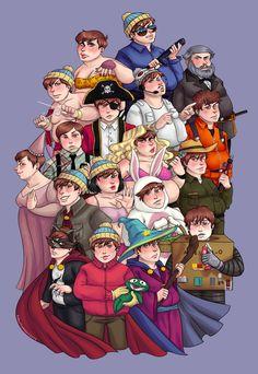 Sibyl, The Kyman Devil : Photo Stan South Park, Creek South Park, South Park Anime, South Park Fanart, Vanoss Crew, South Park Characters, Eric Cartman, Cartoon Art, Animal Crossing