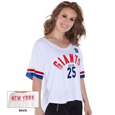 06fc5b819 New York Giants Short Sleeve Tee Chicago Blackhawks