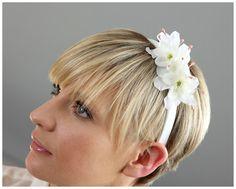 Jasmine #alotlikeamy #hairaccessories #handmade #headband