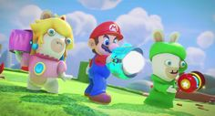 Mario+Rabbids Kingdom Battle Review