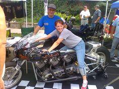 Gasoline Messieurs Hot Rod T-Shirt Old School v8 Motard Retro Rock N Roll US CAR Olive