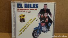 EL BILES. LA RUMBA DEL PO,PO,PO CON MI HIJO KAVI. CD / SABMUR - 18 TEMAS / PRECINTADO.